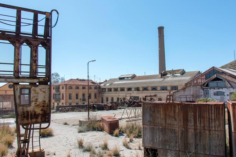 Fábrica Azucarera Nuestra Señora del Pilar