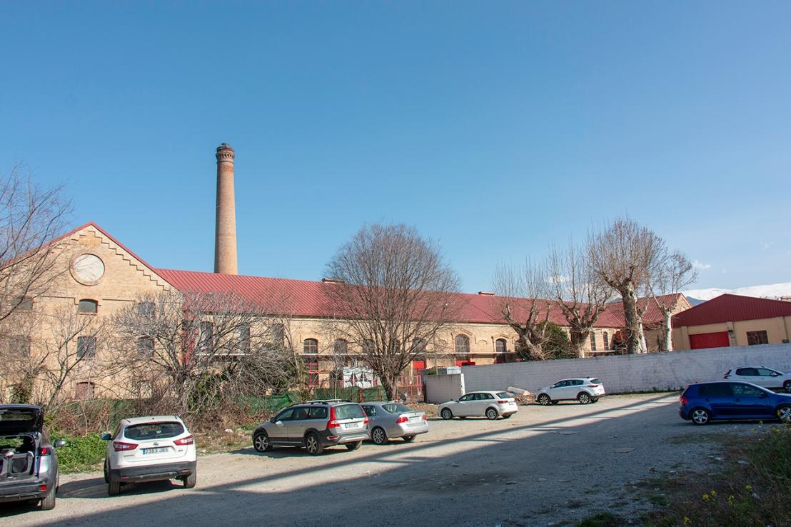 Fábrica de Santa Juliana
